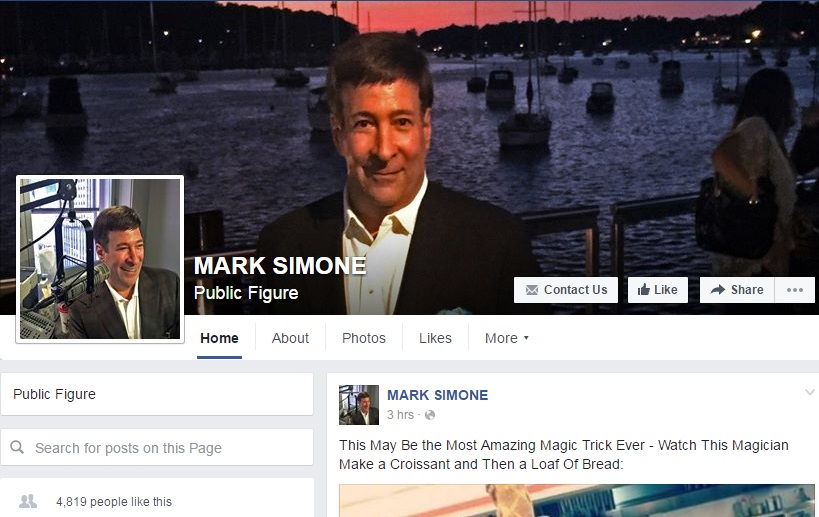 mark simone facebook